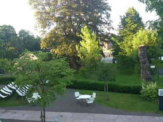 Hotel Skeppsholmen : Lovely grounds