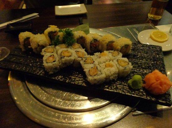 Hanabi Sushi House: Tasty Sushi