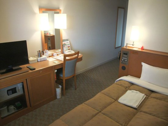 Toshi Center Hotel : 客室