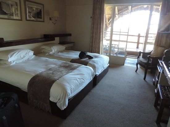 Ilala Lodge: Our room