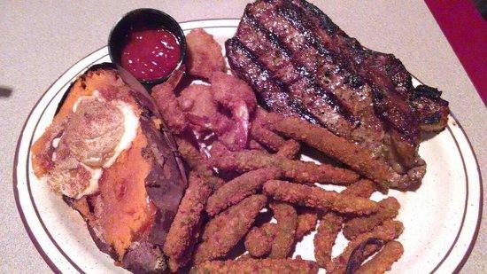 Texas T-Bone Steakhouse: Specials