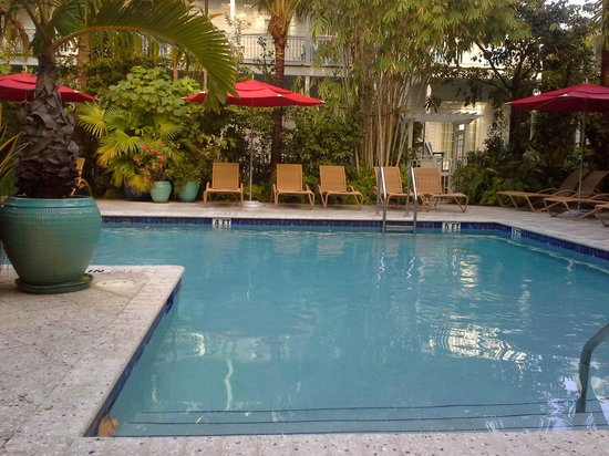 Parrot Key Hotel and Resort : One of 4 pools