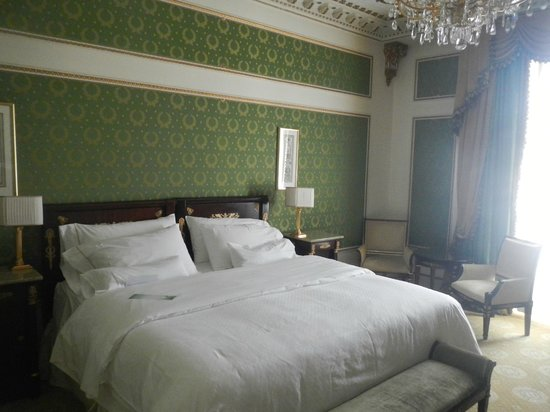 The Westin Excelsior, Rome: Our room