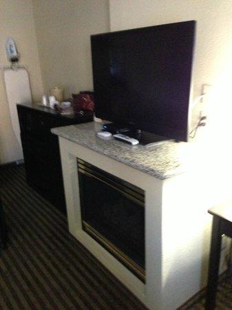 Desert Quail Inn: TV