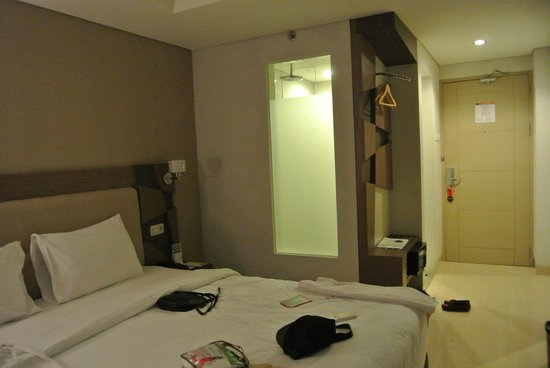 Hotel Dafam Fortuna Malioboro: Room