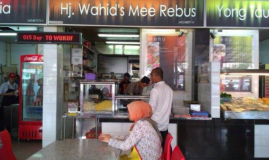 Image result for Mee Rebus Haji Wahid tripadvisor
