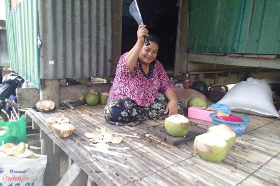 Amazing Bike Tours : koh yao noi, coconut