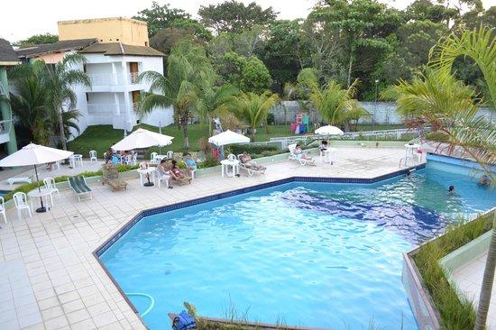 Portal do Mundaí Praia Hotel : Piscina