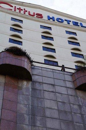 Q Hotel Kuala Lumpur : exterior hotel