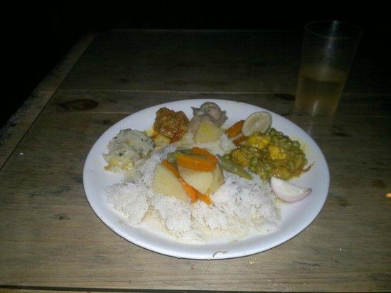 Sa-I-Mika Resort: dinner