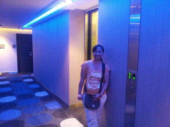 Holiday Inn Express Bangkok Siam: Coridor