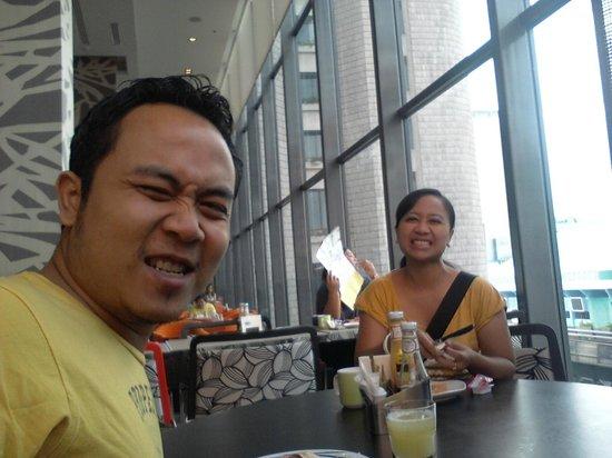 Holiday Inn Express Bangkok Siam: breakfast