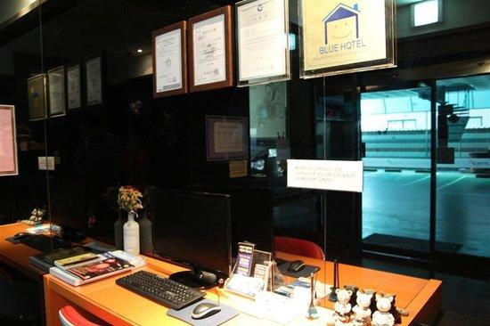 Haeundae MK: lobby