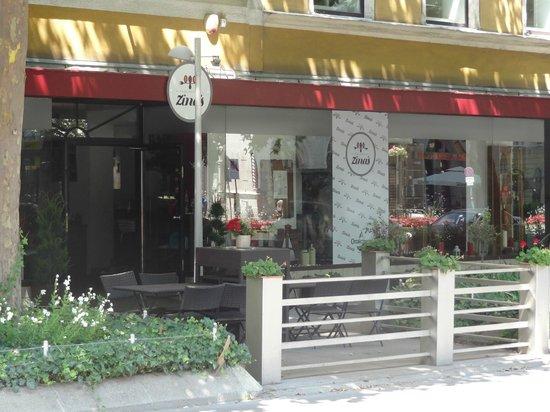 Photo of Middle Eastern Restaurant Zina's Restaurant at Praterstrasse 55, Vienna 1020, Austria