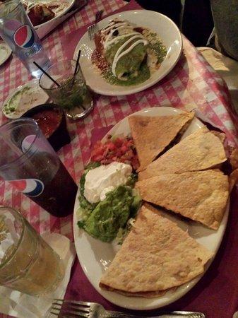 Sagebrush Cantina: Enchilada