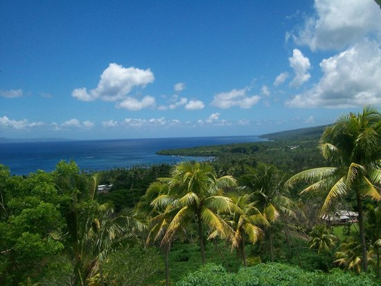 Bamboo Hostel: taveuni island