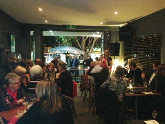 Shades Cafe & Wine Bar