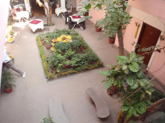 Suryauday Haveli - An Amritara Resort: Courtyard