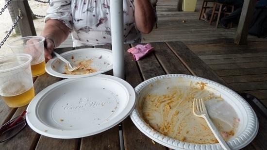 Kurry Korner : lunch demolished yum yum