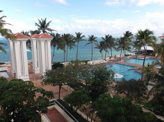 El Conquistador Resort, A Waldorf Astoria Resort: From lobby