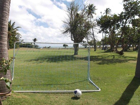 El Conquistador Resort, A Waldorf Astoria Resort: Beach soccer in Palomino