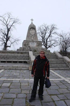 Alyosha Soviet Army Memorial: памятник русским солдатам