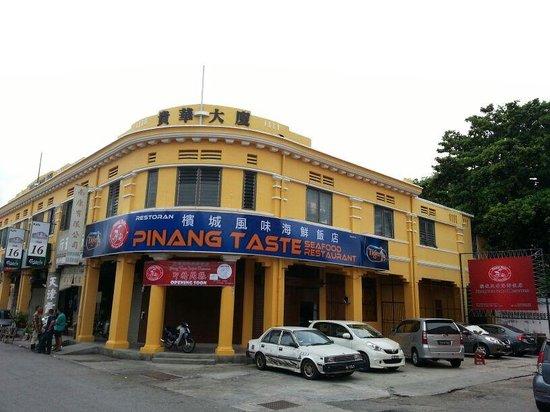 Pinang Taste Seafood Restaurant