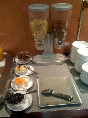BCN Urban Hotels Gran Ronda: Cereali