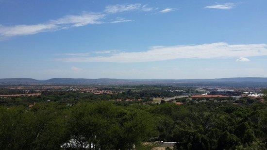 Jopasso Guest House: Beautiful views