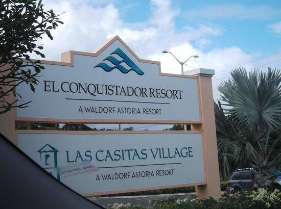 El Conquistador Resort, A Waldorf Astoria Resort: El Conquistador