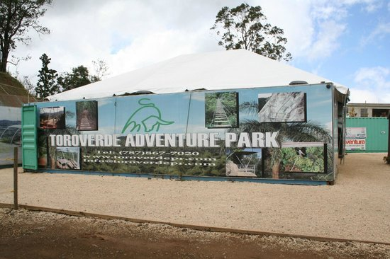 Toro Verde Nature Adventure Park : Toro Verde