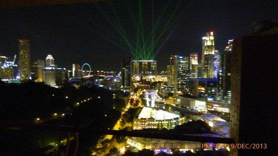 Somerset Liang Court Singapore: marina bay view