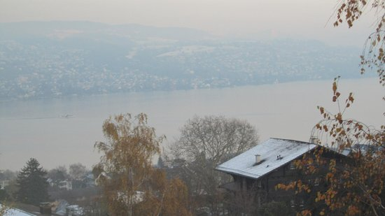 Swiss Re Centre for Global Dialogue: Lake Zurich