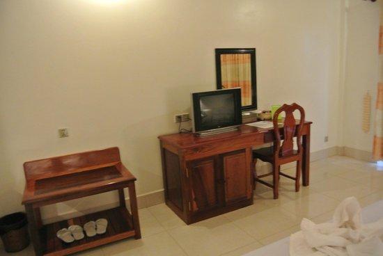 Siem Reap Evergreen Hotel: Номер