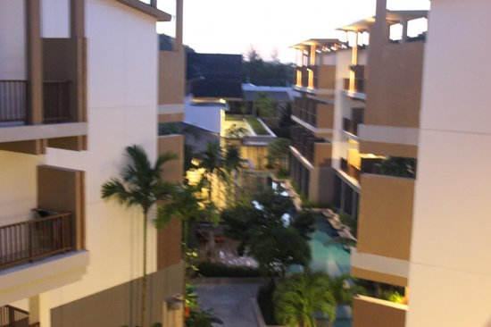 Deevana Plaza Krabi Aonang: View from our room