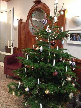 Astor Hotel: Natale