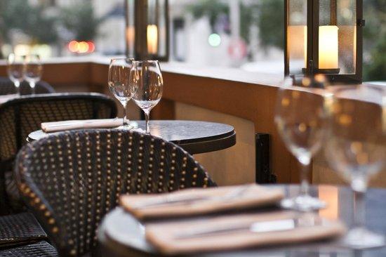Hotel Montefiore: Dining