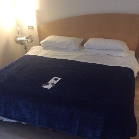 Hotel Franklin Feel The Sound: Il letto