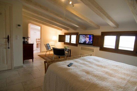 Mas Montbrió Belvedere : room 5