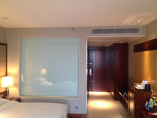 Crowne Plaza Kochi : Room inside