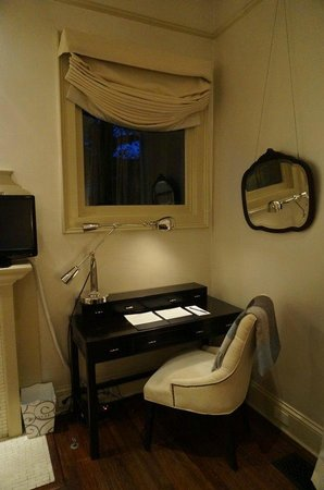 "Stonehurst Place: Unser Zimmer ""The Farnsworth"""