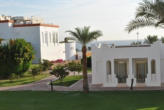 Sunrise Diamond Beach Resort : вид из номера