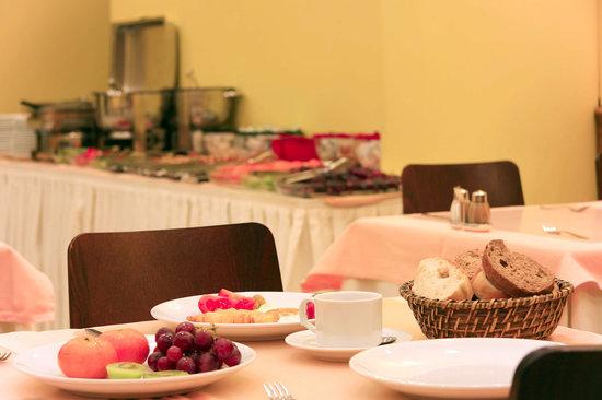 Hotel Inter Istanbul: Breakfast