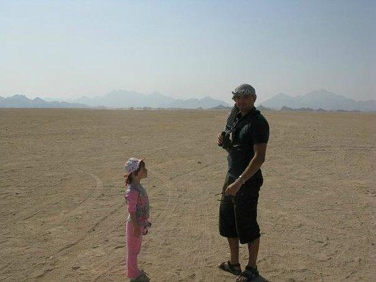 Western Desert : Пустыня