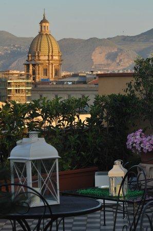 Ambasciatori Hotel: ROOF