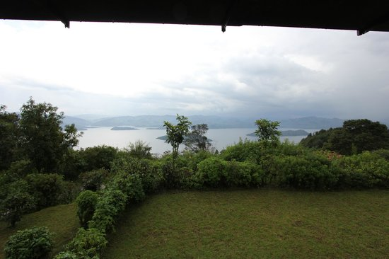 Virunga Lodge: Hotel view