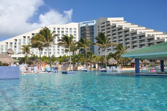 Iberostar Cancun : Pool