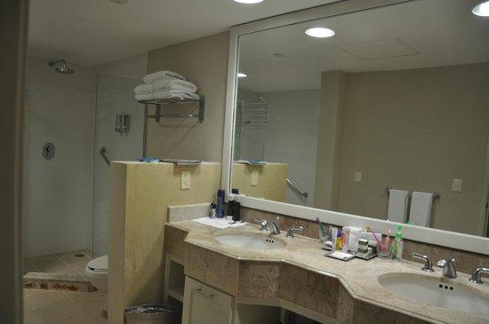Iberostar Cancun: Bath