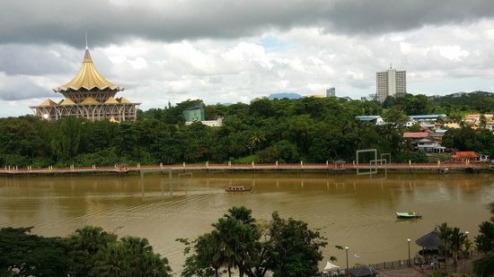 Hilton Kuching: sarawak river