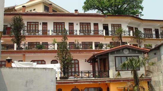 Cat Cat View Hotel: upper level rooms